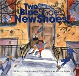 Storytime Standouts looks at picture book Two Shoes, Blue Shoes