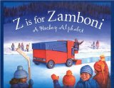 hockey picture book Z is For Zamboni