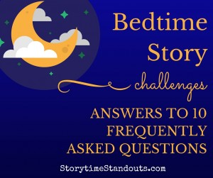 Answers to 10 FAQ About Reading Aloud to Children from Storytime Standouts