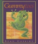 Gummytoes by Sean Cassidy informs about tree frogs and the about capturing creatures for display