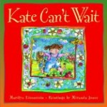 Storytime Standouts Gardening page includes free early learning printables and Kate Can't Wait by Marilyn Eisenstein