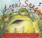 Leon's Song by Stephanie Simpson McClellan reviewed by Storytime Standouts