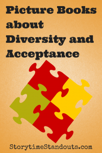 Storytime Standouts's resources for teaching tolerance including children's books about diversity and acceptance