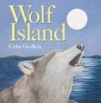 cover art for Wolf Island