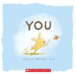 You by Stephen Michael King is a picture book about friendship
