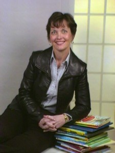 image of Carolyn Hart, teacher and Storytime Standouts website owner