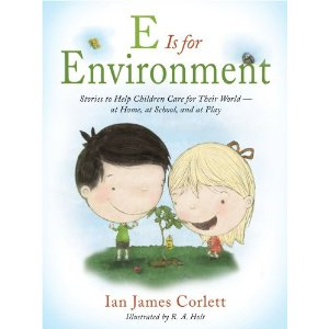 Storytime Standouts looks at E is for Environment