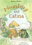 image of cover art for Houndsley and Catina, a popular book for a beginning reader