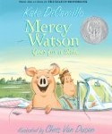 image of cover art for Mercy Watson, a good series for a beginning reader