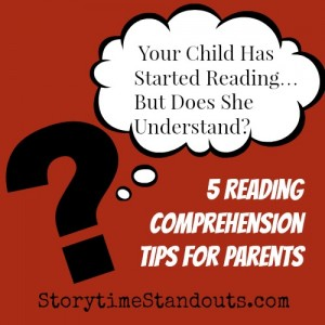 5 Reading Comprehension Tips for Parents