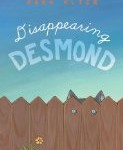 image of cover art for Disappearing Desmond, a picture book about shyness
