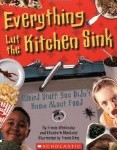 Red Cedar and Stellar Book Award Winners including Everything But the Kitchen Sink