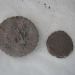 How to Use Air-dried Coffee ground playdough
