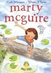 Storytime Standouts introduces a book for grade 3 readers, Marty McGuire