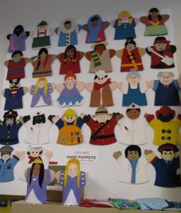 Craftworks offers Dazzling Felt Stories, Puppets and an Amazing Feel-Good Opportunity