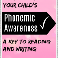 Check your child's phonemic awareness