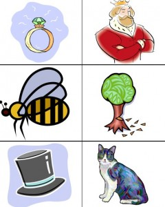 Free Printable Rhyming Words for Homeschool and Classroom