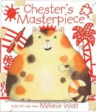 Storytime Standout's review of Chester's Masterpiece by Mélanie Watt