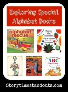 Special Alphabet Books
