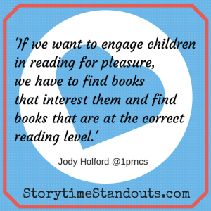 Engaging Middle Grade Readers Means Matching Interests and Reading Level - A guest post by @1prncs