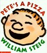 Wordless picture book Pete's a Pizza
