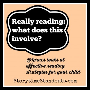 What Does Reading Involve - Effective Reading Strategies for Your Child