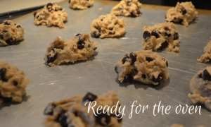 Storytime Standouts bakes chocolate chip books to enjoy while reading aloud to preteens