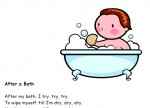 Bathtime Chants Free Printable from Storytime Standouts