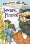 Canadian Flyer -  Beware Pirates Frieda Wishinsky