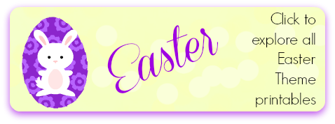 Storytime Standouts Free Easter Theme Printables