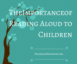 The importance of reading aloud to children - even once they can read independently