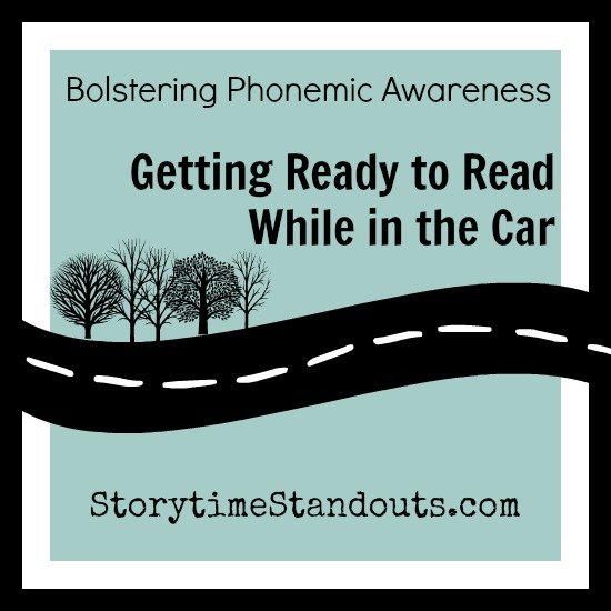 Getting Ready to Read While in the Car