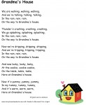 Grandma's House Free Printable from Storytime Standouts