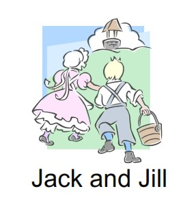 Storytime Standouts Offers Free Printable Nursery Rhymes For Children Including Jack And Jill