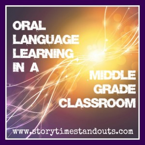 Storytime Standouts' Guest Contributor Writes About Oral Language Learning
