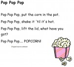 Pop Pop Pop Free Printable from Storytime Standouts