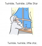 Twinkle Twinkle Little Star Free Printable from Storytime Standouts