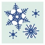 image of Winter fingerplay printable