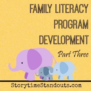 Family Literacy Program Development Part 3