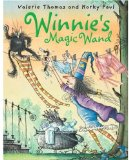 Use the cover of Winnie's Magic Wand to support reading comprehension