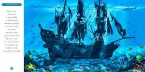 Walter Wick Shares a Bounty of Riches for Treasure Seekers in Can You See What I See? Treasure Ship