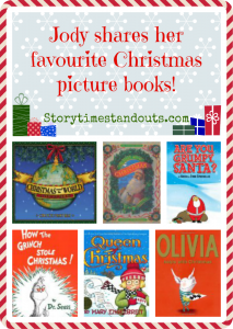Christmas Picture Books - Jody's List of Holiday Favourites Check Them Out!