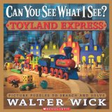 Storytime Standouts writes about Toyland Express by Walter Wick