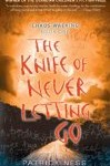 Storytime Standouts teen contributor reviews The Knife of Never Letting Go written by Patrick Ness