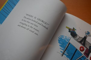 image of Curious George by H.A. Rey