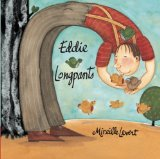 anti bullying picture book cover Eddie Longpants