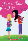 anti bullying chapter book cover How to Tame a Bully