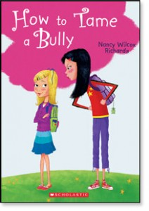 Storytime Standouts looks at an anti bullying chapter book, How to Tame a Bully