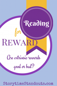 Reading for Reward - Are Extrinsic Rewards Good or Bad?