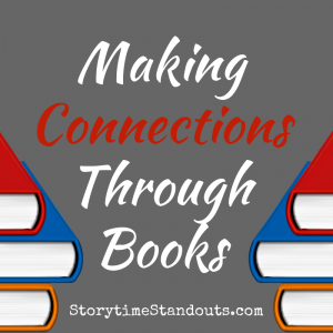 Making connections with preteens and teens by reading the same books that they are reading.